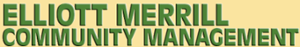 Elliott Merrill Community Management AAMC's Company logo