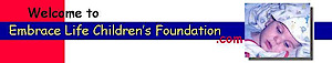 Embrace Life Children's Foundation Online's Company logo
