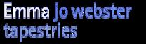 Emma Jo Webster,Tapestry Weaver / Designer's Company logo