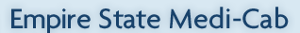 Empire State Medi Cab's Company logo