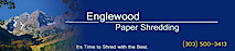Englewood Paper Shredding's Company logo