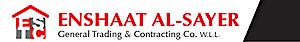 Enshaat Al-sayer Gen. Trad. & Cont. Co. W.l.l's Company logo