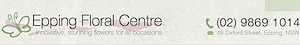 Epping Floral Centre's Company logo
