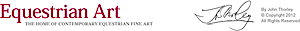 Equestrian Art's Company logo