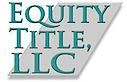 Equity Title's Company logo