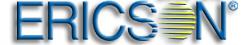 Ericson's Company logo