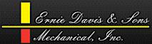 Ernie Davis & Sons Mechanical's Company logo