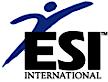 ESI International's Company logo