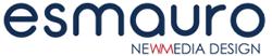 Esmauro New Media's Company logo