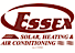 Giles Heating And Air's Competitor - Essex Solar, Heating & Air Conditioning logo