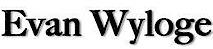 Evan Wyloge's Company logo