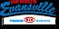 D-Patrick's Competitor - Evansville Volvo logo