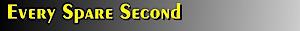 Every Spare Second's Company logo