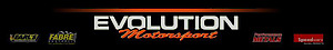Evolution Motorsport's Company logo