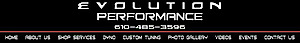 Evolution Performance's Company logo
