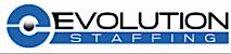Evolution Staffing's Company logo