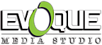 Evoque Media Studio's Company logo