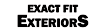 MCAS Roofing & Contracting's Competitor - Exact Fit Exteriors logo