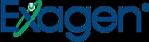 Exagen's Company logo