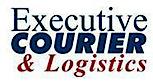 Executive Courier's Company logo