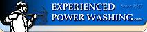 Experienced Power Wash's Company logo