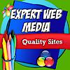 Expert Web Media's Company logo
