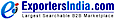 Justdial's Competitor - Exporters India logo