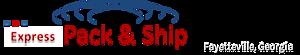 Express Pack & Ship's Company logo