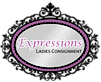 Expressions By Rhoda's Elegance Again Ladies Consignment's Company logo