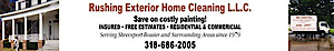 Exterior Home Cleaning's Company logo