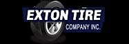 Exton Tire's Company logo