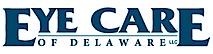 Eye Care Of Delaware's Company logo