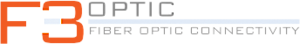 F3 Optic's Company logo
