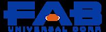 FAB Universal's Company logo
