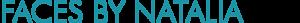 Faces By Natalia's Company logo