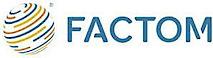 Factom's Company logo