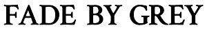 Fade By Grey's Company logo