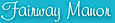 Fairwaymanor Logo