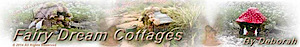 Fairy Dream Cottages By Deborah's Company logo