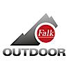 Falk Outdoor's Company logo