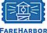 Bookeo's Competitor - FareHarbor logo