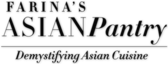 Farina's Asian Pantry's Company logo