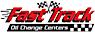 Fast Track Oil Change Centers Logo