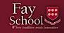 Prioryca's Competitor - Fay School logo