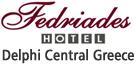 Fedriades Hotel Delphi's Company logo
