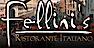 Fellini's Italian Restaurant Logo