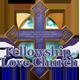 Fellowship of Love Church's Company logo