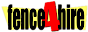 Armstrong Fence Company's Competitor - Fence4hire logo