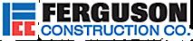 Ferguson Construction's Company logo