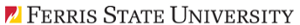 Ferris State University's Company logo